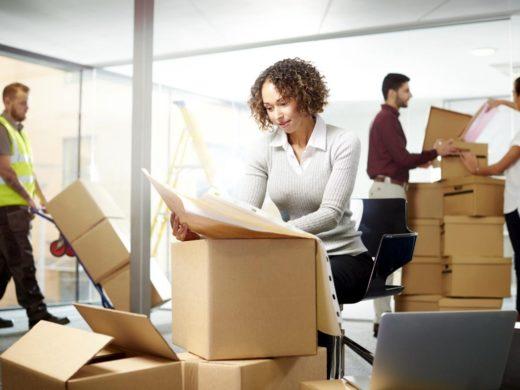 Нюансы и основные этапы офисного переезда