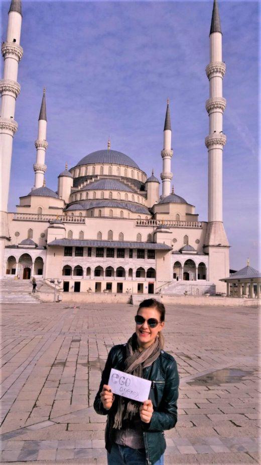 Фото-отзыв от Кристины из России, которая работала за границей через агентство EGO agency
