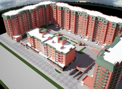 Современные квартиры в новостройках в городе Черновцы: жилье высокого класса по доступным ценам