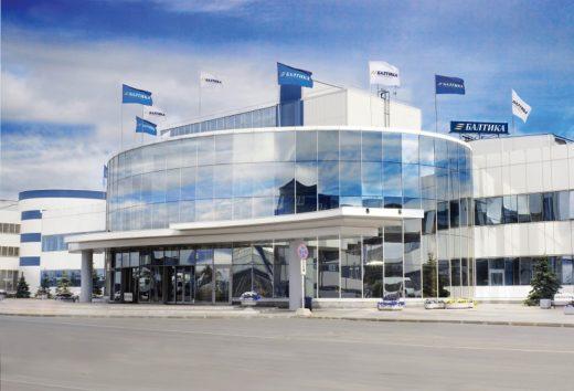 Коммерческие инициативы компании успешно реализует новосибирская «Балтика»