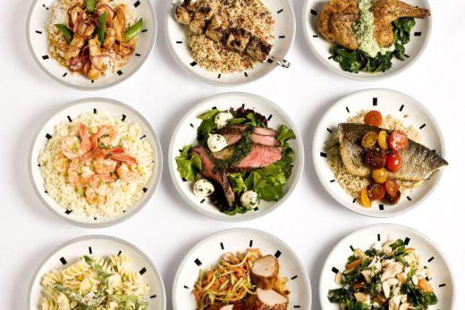 Как питаться правильно и где делают доставку горячих обедов