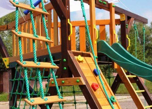 Лучшая игровая площадка для ребёнка: какая она?