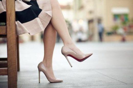 Бежевые туфли - идеальная обувь для женщин