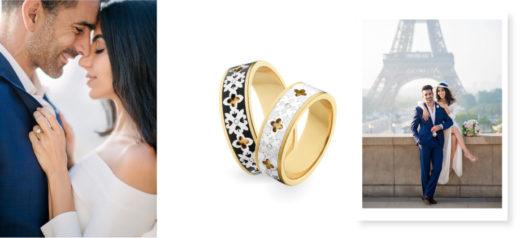 Платиновые обручальные кольца: Все за и против