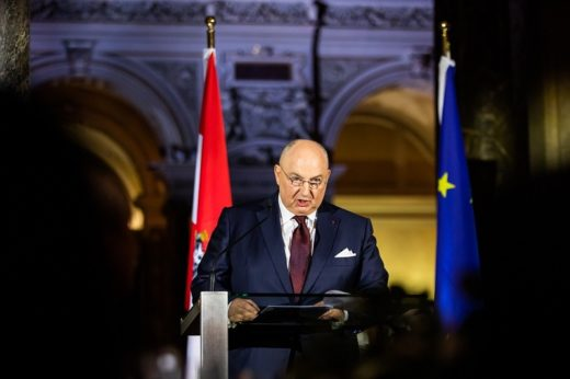 Президент ЕЕК Вячеслав Моше Кантор высказал свою озабоченность положением еврейской молодёжи в Европе