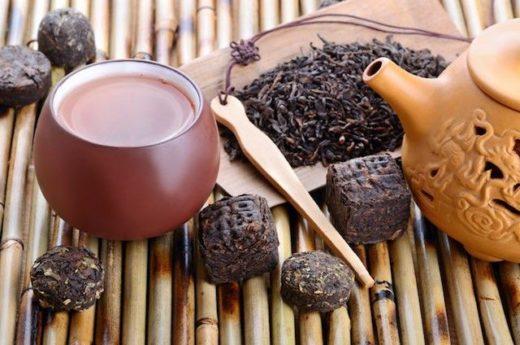 Самое важное о чае пуэр
