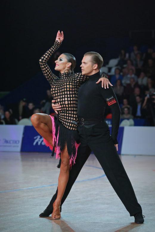Кубок мира 2019 по латиноамериканским танцам среди профессионалов
