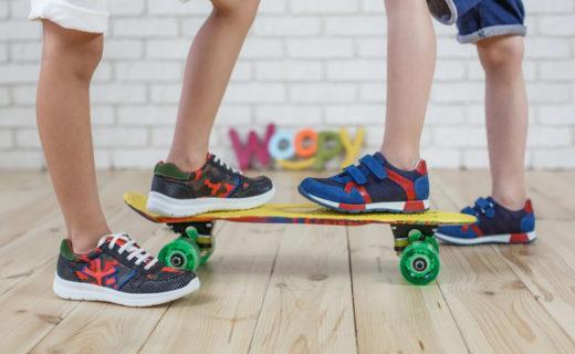 Как купить оптом качественную детскую спортивную обувь?