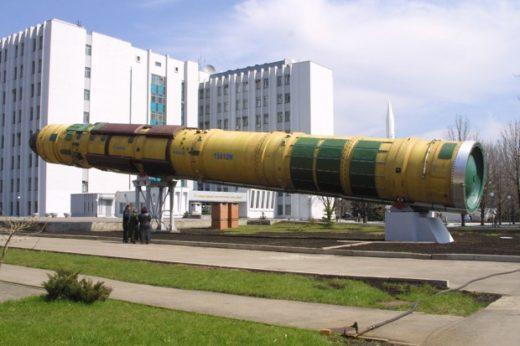 """Несмотря на многочисленные судебные разбирательства, Дегтярёв по-прежнему во главе КБ """"Южное"""""""