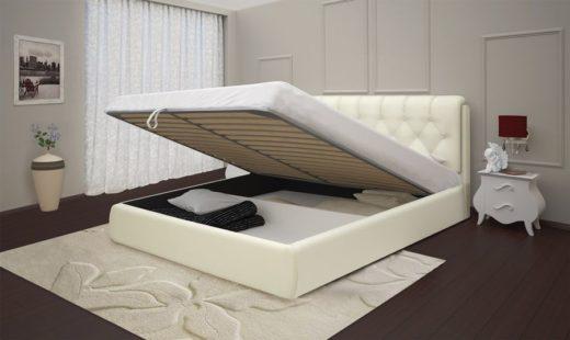 Зачем нужен подъемный механизм в кровати?