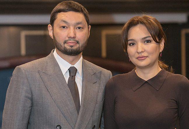 кенес ракишев и асель тасмагамбетова фото что