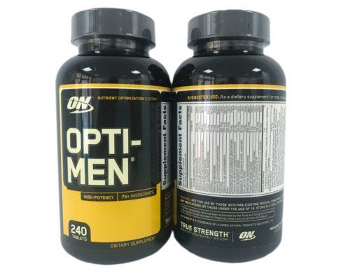 Зачем мужчинам до 30 нужно пить витамины?