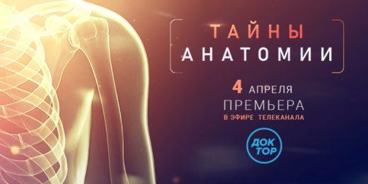 Телеканал «Доктор» раскроет «Тайны анатомии»