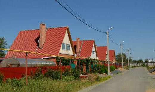 Доступный частный дом – это реальность вместе с хризотилом