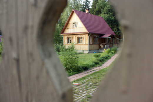 Правила постройки дачи