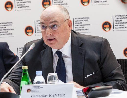 Вячеслав Моше Кантор о судьбе СНВ-III: если позитивных подвижек не будет, нужны будут стратегии борьбы с возможным хаосом