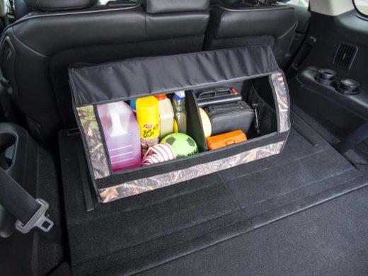 Нужен ли органайзер в багажник машины?