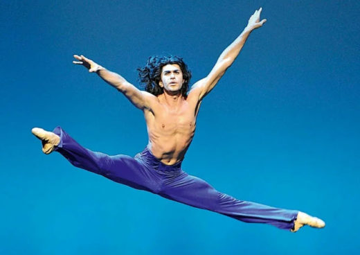 20 ноября - состоится открытие школы балета Марии Володиной