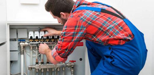 Ремонт труб отопления. Центр бытовых услуг