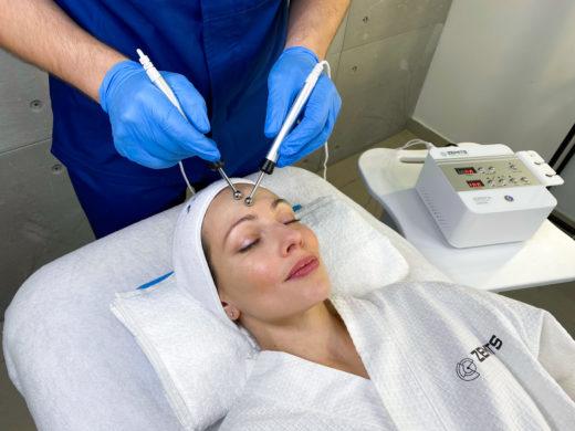 Аппараты микроволновой терапии в косметологии