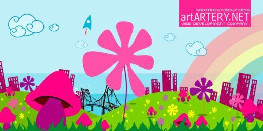 Веб студия artARTERY - создание сайтов в Киеве