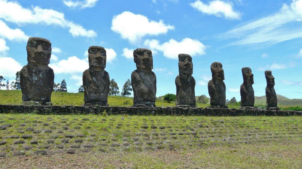 Почему погибла цивилизация острова Пасхи