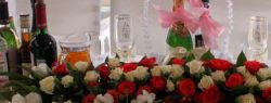 Оформление свадеб цветами
