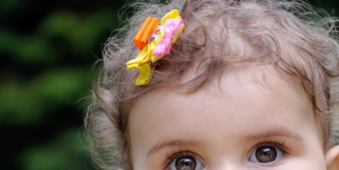 Как выбрать золотые серьги для детей