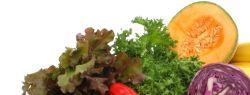 Азбука овощей и фруктов