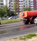 Московские дороги теперь будут мыть экологически чистым средством KIEHL