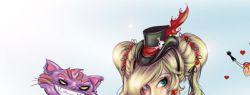 Алиса в стране чудес, глазами интернет