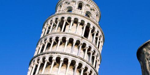 Спешите в Пизу. Пока башня не выпрямилась