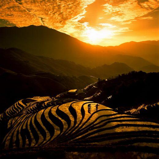 Пейзажи Китая