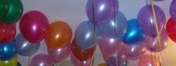 Новый сервис: Доставка шаров с гелием.