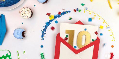 Как 10 лет назад началась Gmail: история запуска почты Google