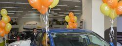 Дни нового Renault Logan 2014 прошли во всех салонах Петровского Автоцентра