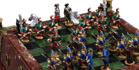 Шахматы класса люкс для статусного подарка