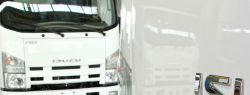 Использование грузовых автомобилей Isuzu