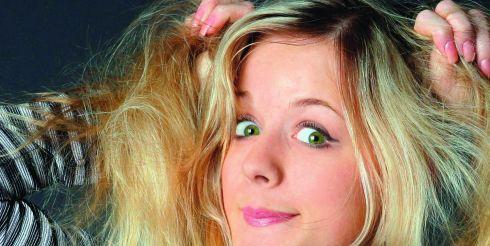 «Принцесса цирка»: блондинка за рулем