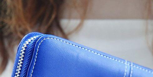 Модный аксессуар — женские кошельки