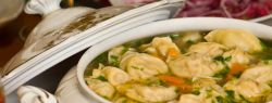 Суп чтобы похудеть или особенности первого блюда