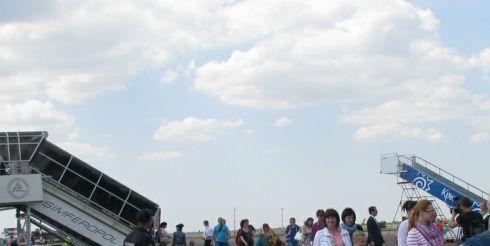 Авиакомпании дают возможность попасть в Крым и вернуться за 4500 рублей