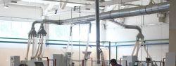 Открыт планово-производственный отдел цеха дверных полотен ЗАО «Плитспичпром»