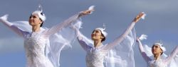 Разнообразие культурной жизни в Казахстане