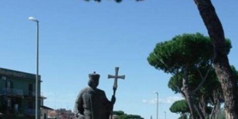 В Риме открыли памятник князю Киевскому Владимиру Великому
