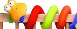 Как выбрать игрушки для новорожденного ребенка?