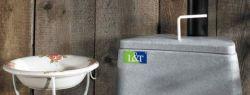 Торфяной туалет для дачи — удача для дачников