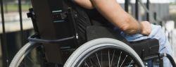 Колеса и запчасти для инвалидных колясок