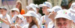 Дети с сахарным диабетом из Московской области выступают на Диаспартакиаде в Сочи