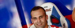 Владимир Леонов познакомился с мотоциклом команды MotoGP – OCTO Pramac Yakhnich!